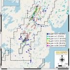 GoldSpot Discoveries and Sterling Metals Identify Numerous Targets on the Sail Pond Silver Project in Newfoundland, and Announce Drilling Program