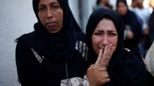 Israeli forces kill two Palestinians near border as Gaza buries dead