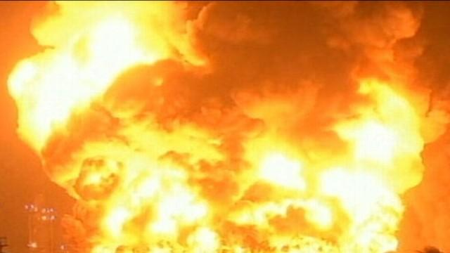 Gas Price Rise Due to Tropical Storm Isaac, Refinery Explosion