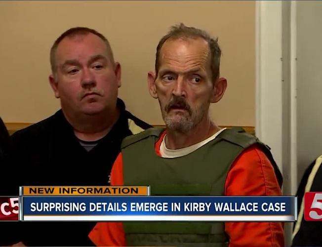 Kirby Wallace: New details shed light on why prosecutors didn't seek death  penalty