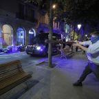 Riots darken Catalan separatist dream of peaceful secession