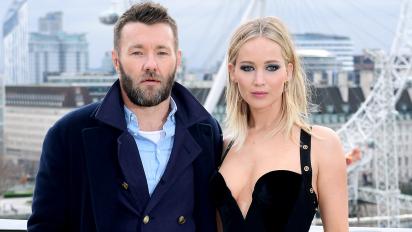Joel Edgerton defends controversial Jennifer Lawrence photocall