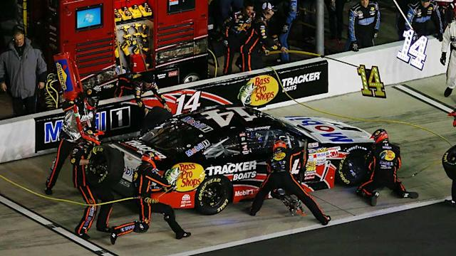 NASCAR Automotive Technology Series: Fuel Economy