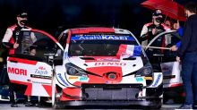 Championship leader Rovanpera crashes out in Croatia