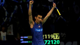 Nearly-man Lee to carry the burden for Malaysia again