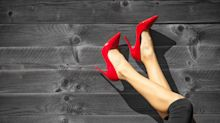 Il trucco geniale per indossare i tacchi alti senza soffrire