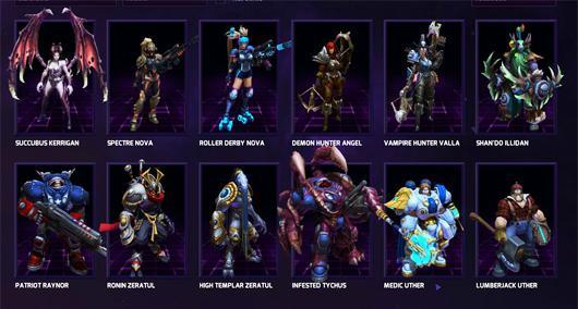 Latest Heroes of the Storm blog post details heroes, mounts, and more