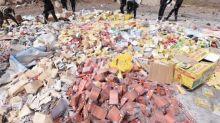 Togo: saisie de 85 tonnes de faux médicaments