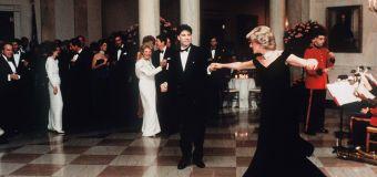 Travolta talks dancing with Princess Diana