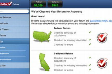 TurboTax for iPad just in time for tax season