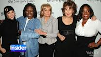 Barbara Walters: Behar and Hasselbeck Were Fired to 'Shake Things Up' at 'The View'