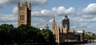 Secret passage found inside U.K. Parliament