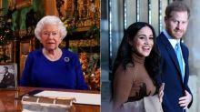 The Queen Confirms Harry And Meghan Are Coming To Canada