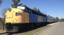 Person dead after hit by Via Rail train at Danforth GO station