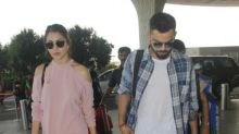 THIS is what Virat Kohli fondly calls girlfriend Anushka Sharma