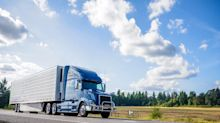 Why Trucking Stocks Are So Hot Right Now