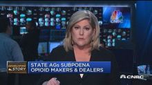 State attorneys general subpoena opioid makers and dealer...