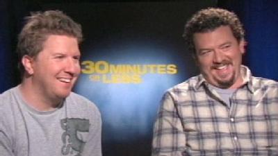 Gino Sits Down With Danny McBride & Nick Swardson