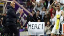 Le Real Madrid a déjà mis en vente des maillots pour célébrer le titre