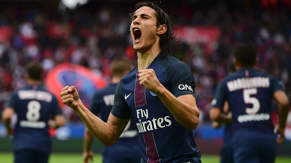 Classifica marcatori Ligue 1: Vince Cavani, battuti Lacazette e Falcao