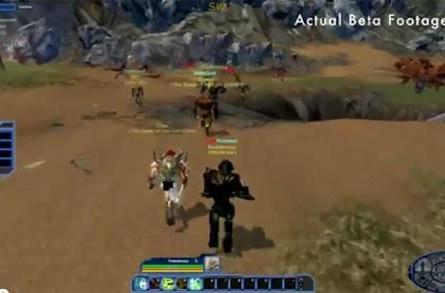 Pitchblack shows off Prime beta footage in latest dev chat