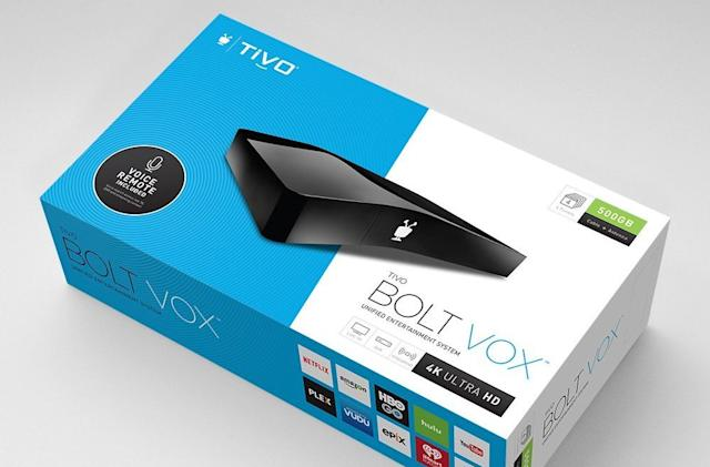 TiVo's rumored voice-controlled DVR pops up at Amazon, Best Buy
