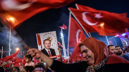 Turkey readies first cross-party rally against coup as purges continue