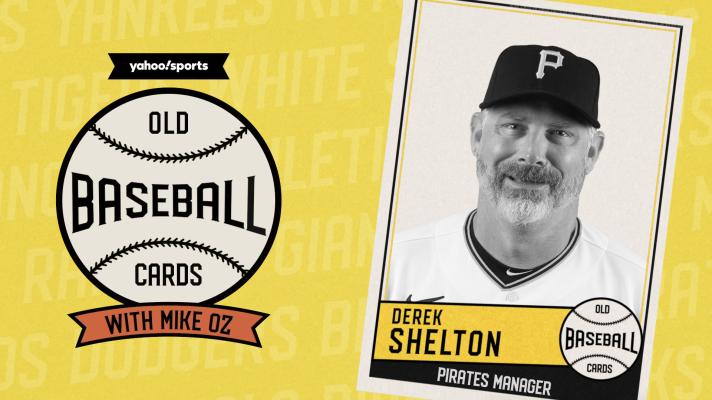 Pirates manager Derek Shelton finds Nolan Ryan, Mike Schmidt in pack of 1983 Topps | Old Baseball Cards