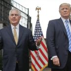 'I'm intact,' Tillerson says, brushing off drama with Trump