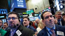 Wall St. drops as Apple leads tech lower, Saudi tensions flare up