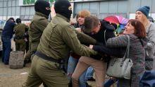 Belarus jails opposition figure Kolesnikova as Nobel winner intimidated