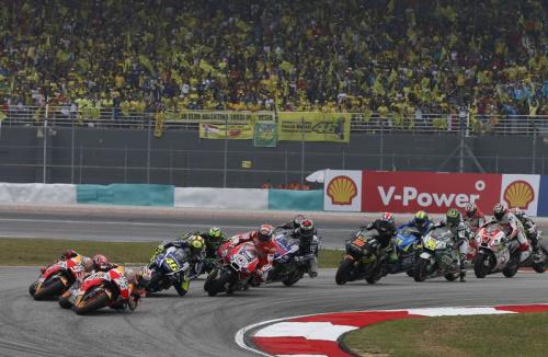 Les qualifications annulées, Vinales partira en pole en MotoGP