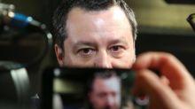 """Ue, Salvini: """"Giorgetti? la linea del partito è una"""""""