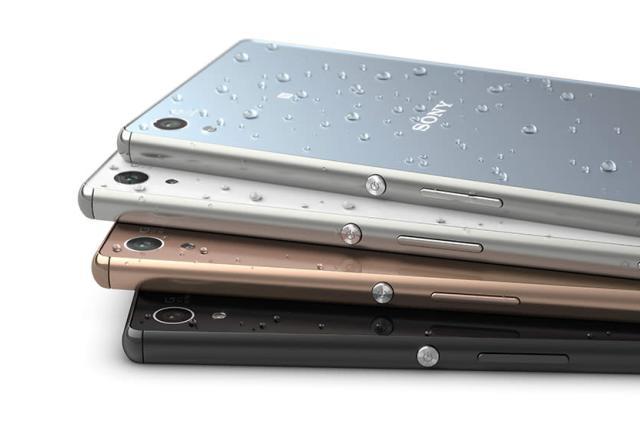 Sony's next phone is yet another rectangular slab