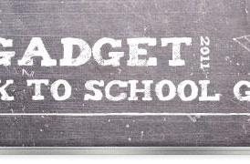 Engadget's back to school guide 2011