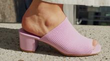 Everlane's newest shoes are a total '90s throwback — and we want them right now