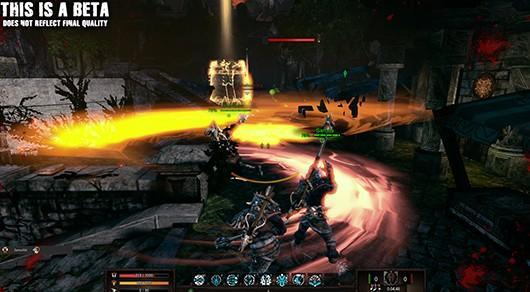 Tossing fireballs and bashing shields: Hands-on with the Forge Beta
