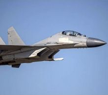 China sends record 28 fighter jets toward Taiwan