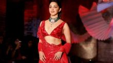 Kiara Advani Dazzles in Red Bridal Wear at Opening Show of India Couture Week 2019