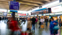London Euston Station to become a homeless shelter on Christmas Day while trains have a day off