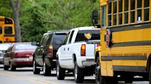 Mom's all-too-relatable rant about school drop-off goes viral