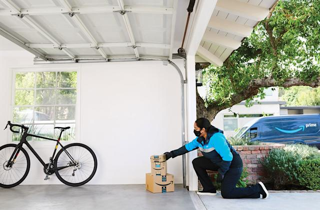 Amazon's in-garage delivery is now available in over 4,000 US cities