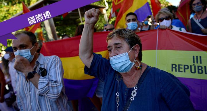 「終結君主制」西班牙人怒吼