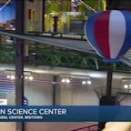 MiSci Center Reopens