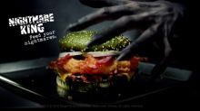 The BURGER KING® Brand Creates a Halloween Sandwich Clinically Proven to Induce Nightmares