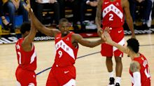 Raptors know it will take more than 3-1 NBA Finals lead, 'two big F-you shots' to bury Warriors