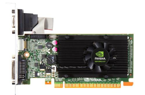 NVIDIA outs budget GeForce GT 610, GT 620 and GT 630, no Kepler in any of 'em