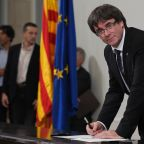 Catalonia's Puigdemont: dyed-in-the-wool partisan of independence