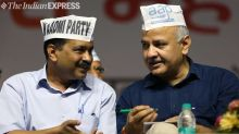 Non-bailable warrants against Arvind Kejriwal, Manish Sisodia, Yogendra Yadav