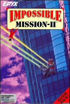 VC Friday: Impossible Mission II on PAL Wii Shop ... FOREVER